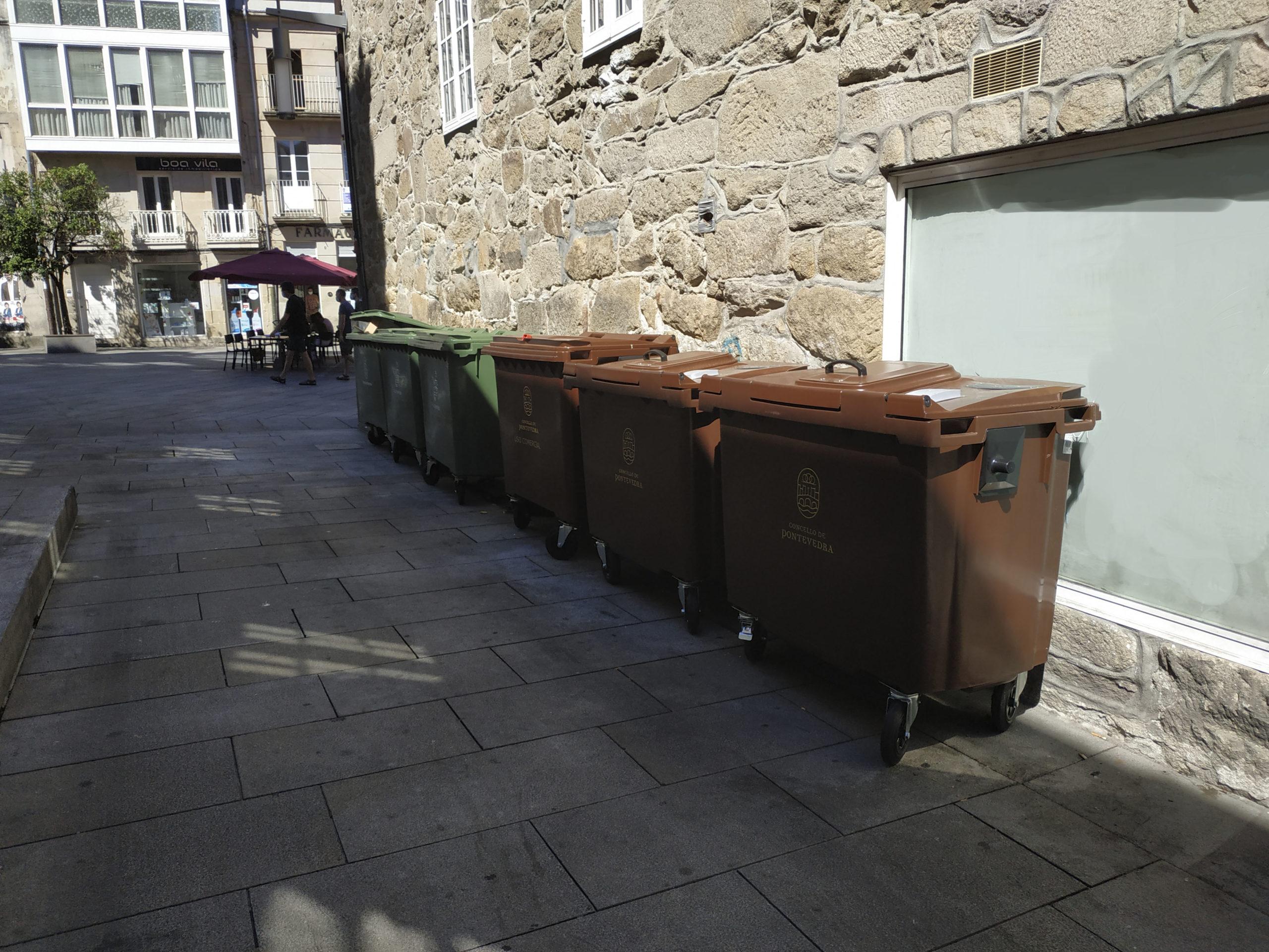 Residuos orgánicos Pontevedra