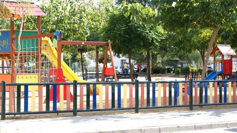 Parques infantiles CONTENUR